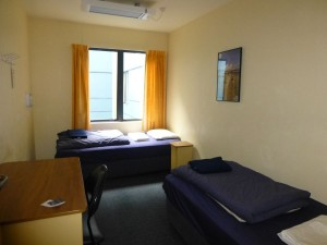 本日のお部屋は423号室