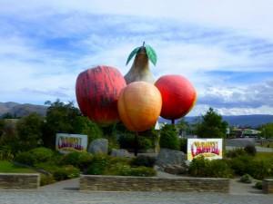 果物の街クロムウェル