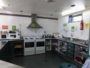 自由に利用できるキッチン