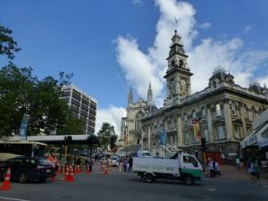 議事堂とSt.ポール大聖堂