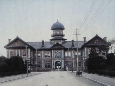 横浜税関2代目庁舎