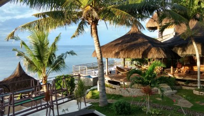 パングラオ島NOVAビーチリゾートホテル